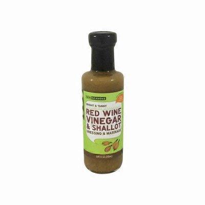 New Seasons Market Red Wine & Shallot Bottled Salad Dressing