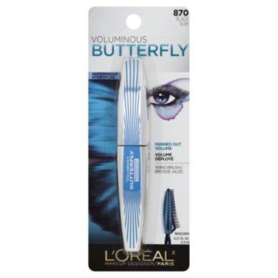 L'Oreal Voluminous Butterfly Mascara 870 Black