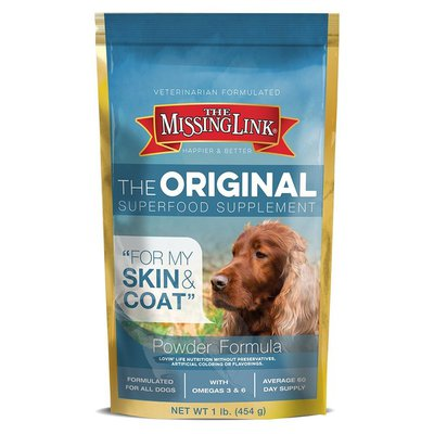 The Missing Link Ultimate Skin & Coat Supplement For Dogs