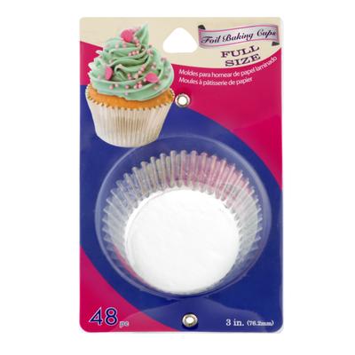 Brite Concepts Foil Baking Cups Full Size