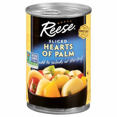 Reese's Hearts of Palm, Sliced