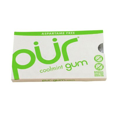 Pur Chewing Gum, Sugar-Free, Coolmint