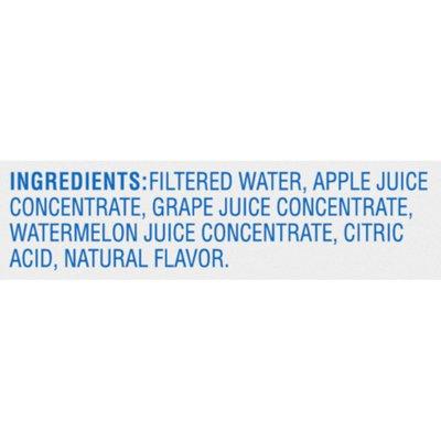 Capri Sun Watermelon Naturally Flavored Juice Blend