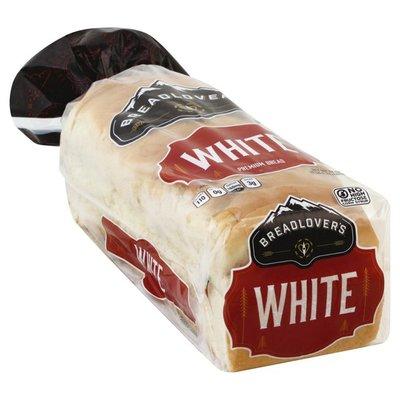 Bread Lovers Bread, Premium, White