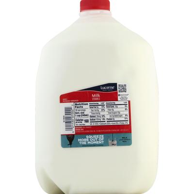 Lucerne Dairy farms Milk