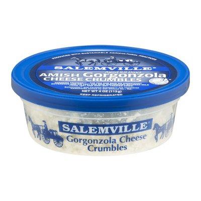 Salemville Crumbled Amish Gorgonzola Cheese