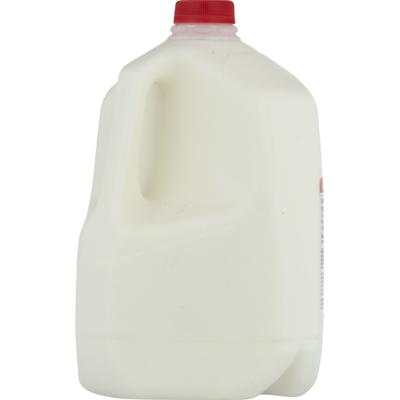 Food Lion Milk, Whole, Jug