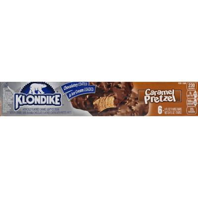 Klondike Ice Cream Bars Caramel Pretzel