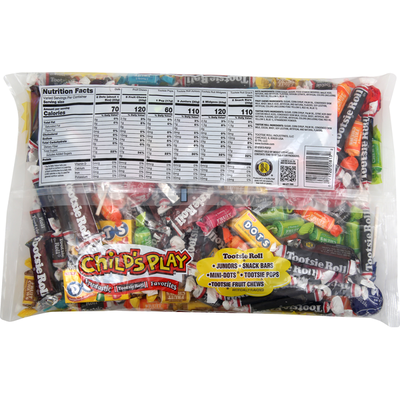Child's Play Funtastic Tootsie Roll Favorite Variety Pack