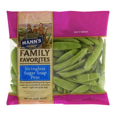 Mann Sugar Snap Peas, Stringless