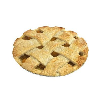 "9"" Peach Pie"