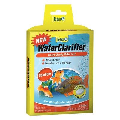 Tetra Water Clarifier Fizz Tablets