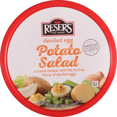 Reser's Deviled Egg Potato Salad