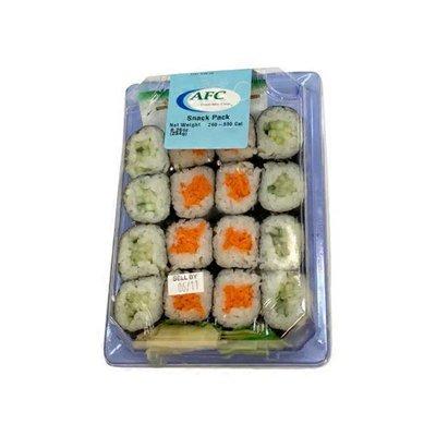 S. Tsunami Snack Pack-Sushi
