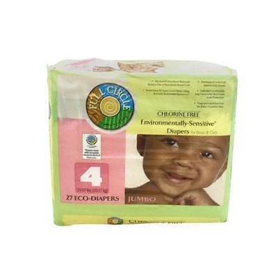 First Choice Size 4 Jumbo Diapers
