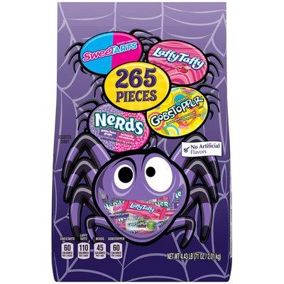 Nestle SweeTARTS/Laffy Taffy/Nerds/Gobstopper Candy Variety Pack