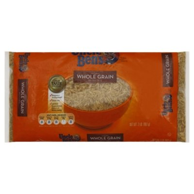 Uncle Ben's Whole Grain Brown Rice