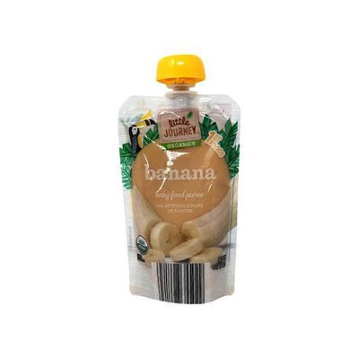 Little Journey Organic Baby Food Puree