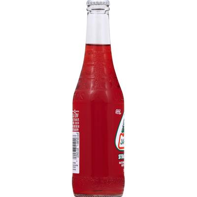 Jarritos Soda, Strawberry