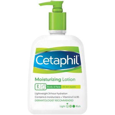 Cetaphil Body & Face Moisturizing Lotion