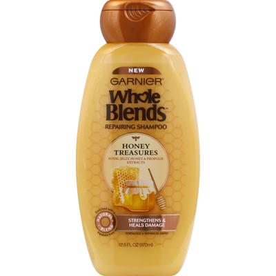 Whole Blends Shampoo, Repairing, Honey Treasures