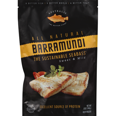 Australis Barramundi, All Natural