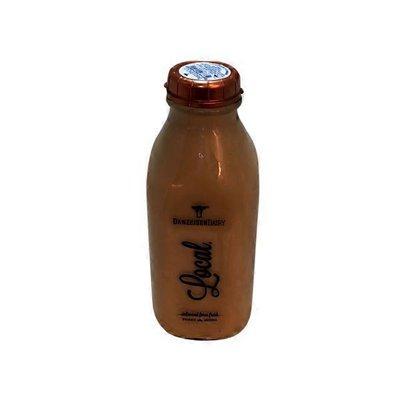 Danz 2% Quart Milk Root Beer