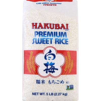 Hakubai Sweet Rice, Premium