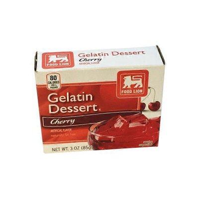 Food Lion Gelatin Dessert