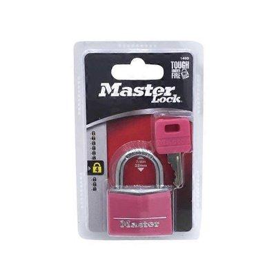 "Master Lock Breast Cancer Awareness Padlock 1 9/16"""
