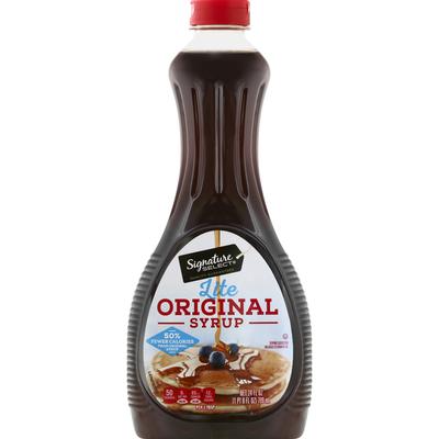 Signature Kitchens Syrup, Lite, Original