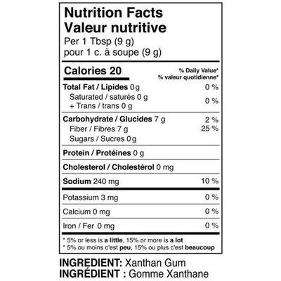 Namaste Foods Gluten Free Xanthan Gum