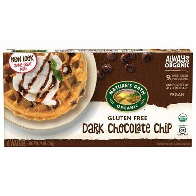 Nature's Path Dark Chocolate Chip Waffles