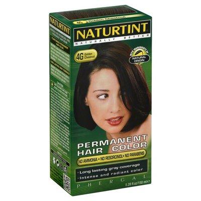 Naturtint Permanent Hair Color, Golden Chestnut 4G