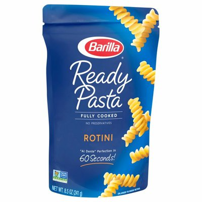 Barilla® Fully Cooked Ready Pasta Rotini