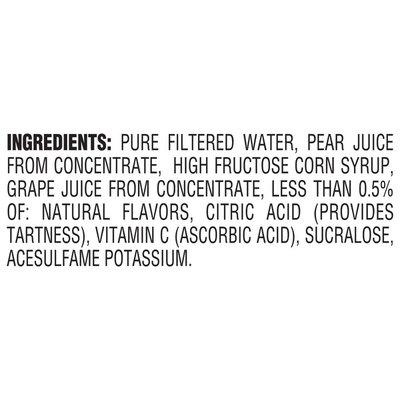 Hi-C Grabbing Grape Fruit Drink