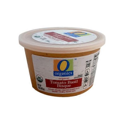 O Organics Organic Tomato Basil Bisque