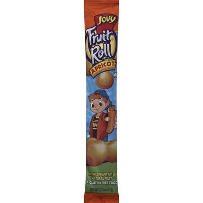Jovy Apricot Fruit Roll