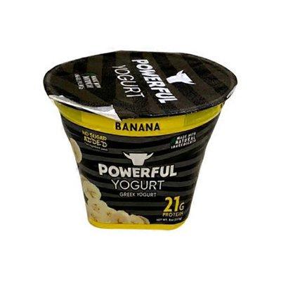 Powerful Nutrition Banana Greek Yogurt