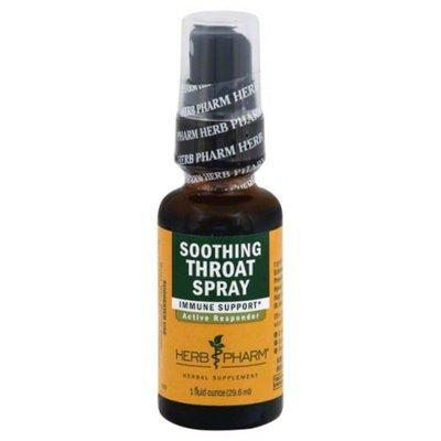 Herb Pharm Soothing Throat Spray