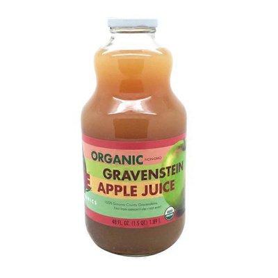 Mollie O Organic Gravenstein Juice
