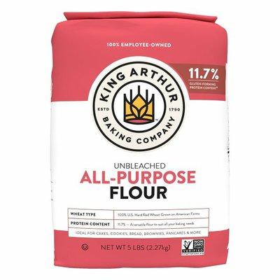 King Arthur Baking All-Purpose Flour, Unbleached