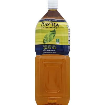Tea's Tea Green Tea, Unsweetened