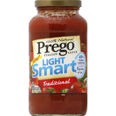 Prego® Lower Calorie Traditional Italian Sauce