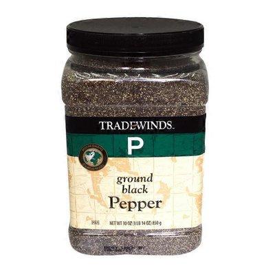 Tradewinds Ground Black Pepper