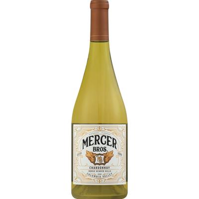 Mercer Bros Chardonnay, Horse Heaven Hills, Columbia Valley, 2018