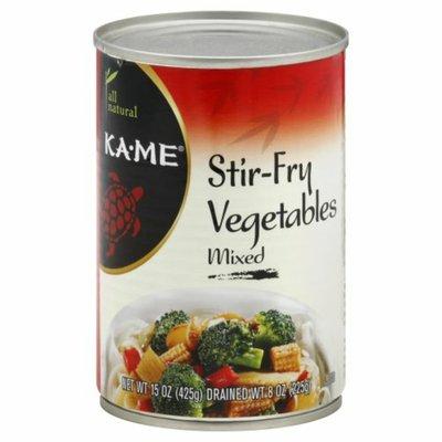 Ka-Me Stir-Fry Vegetables Mixed