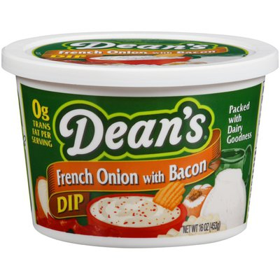 Dean's French Onion W/Bacon Dip
