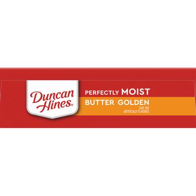 Duncan Hines Cake Mix, Butter Golden
