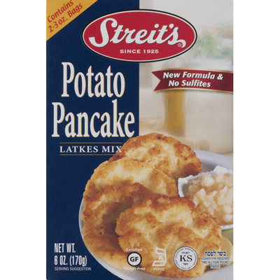 Streit's Potato Pancake Latkes Mix